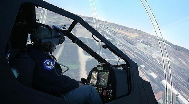 Helikopter simülatörlerine yerli yazılım