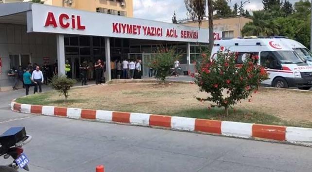 Hatayda askeri araç devrildi: 2 şehit, 5 yaralı
