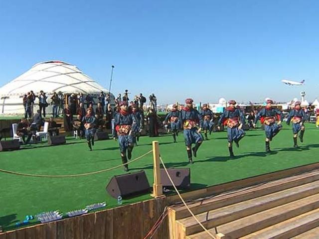 4üncü Etnospor Kültür Festivali başladı