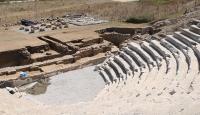 Parion Antik Kenti'nin sahnesi ortaya çıktı