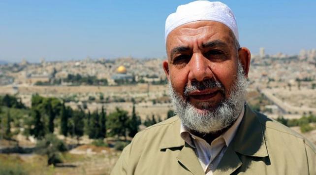 İsrail Mescid-i Aksanın eski müdürünü gözaltına aldı