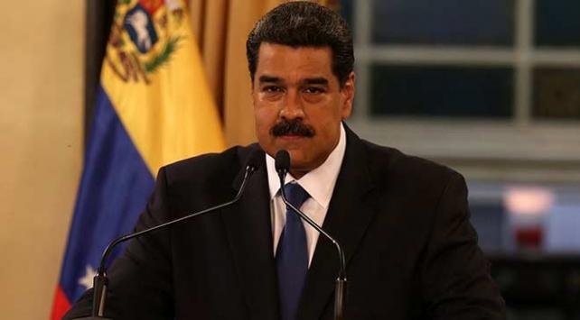 Maduro: BMden insani yardım gelmedi