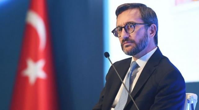 İletişim Başkanı Altun: İslamofobiye karşı güçlü bir medya merkezi kuracağız