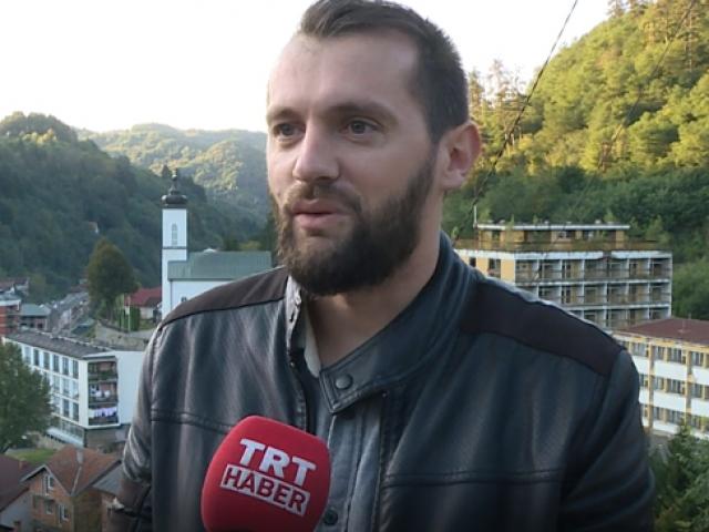 """Zenginlikleriyle yalnızlığa terkedilen şehir """"Srebrenitsa"""""""
