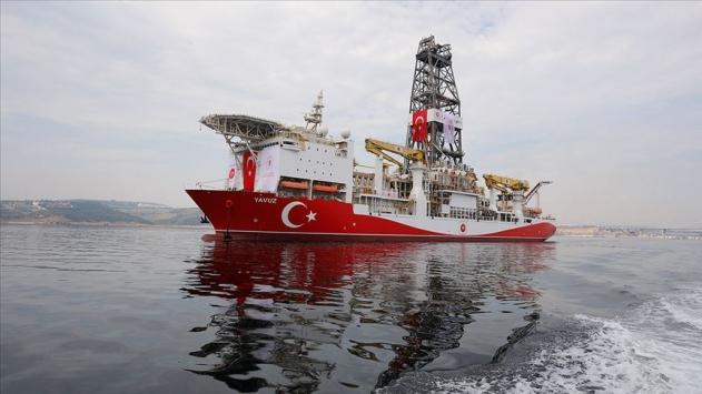 Yavuz 7 Ekimde Akdenizde sondaja başlayacak