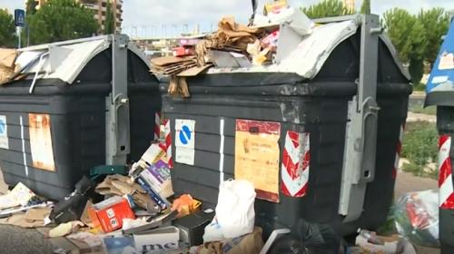 Avrupa başkentlerinin çöp ve farelerle başı dertte