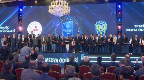 Trafik Medya Ödülleri sahiplerini buldu