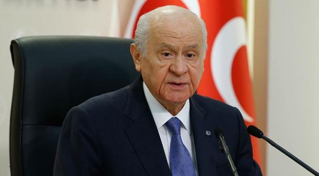 Devlet Bahçeli: CHP Genel Başkanı için mahkeme yolu ardına kadar açılmıştır