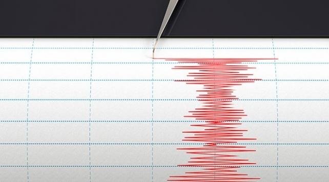 Çanakkale Bigada 3,5 büyüklüğünde deprem