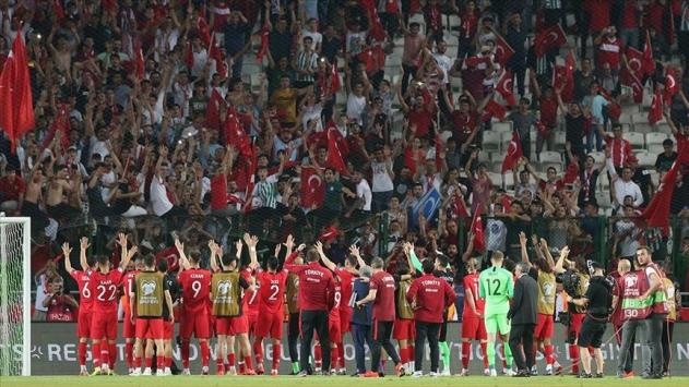 A Milli Futbol Takımının aday kadrosu açıklandı