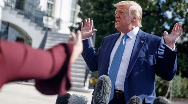 Trump, Demokratların başlattığı azil soruşturmasına ilişkin meydan okudu