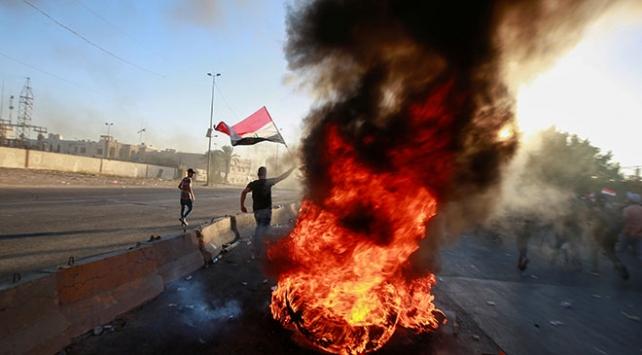 Iraktaki gösterilerde ölü sayısı 100e yükseldi