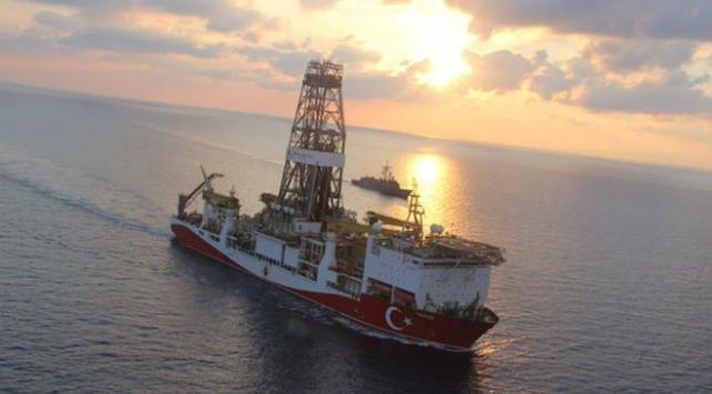 Yavuz sondaj gemisi, Güzelyurt-1 konumuna ulaştı