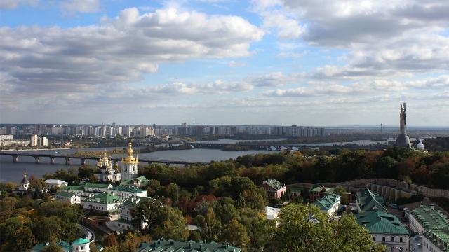 Doğu Avrupa'nın tarihi şehri Kiev