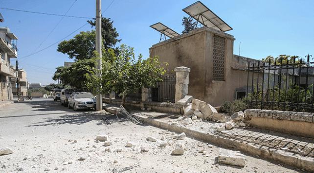 Rusya İdlibe 24 gün sonra yeniden saldırdı