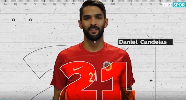 """Daniel Candeiasın """"en""""leri"""