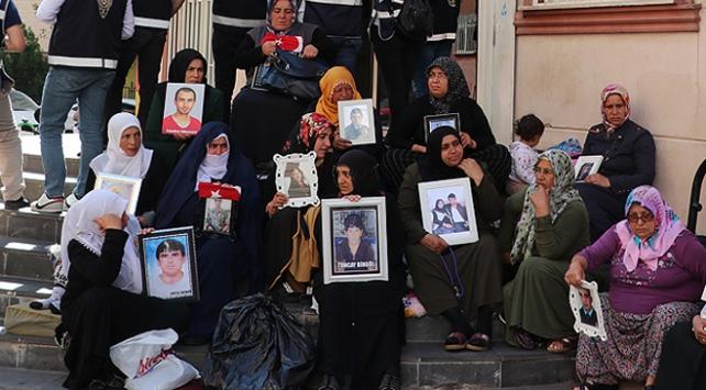 HDP önündeki evlat nöbetinde 34üncü gün