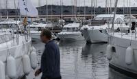 Lüks tekneler Boat Show Fuarı'nda