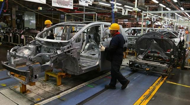 Otomotiv sektöründen 2,6 milyar dolar ihracat