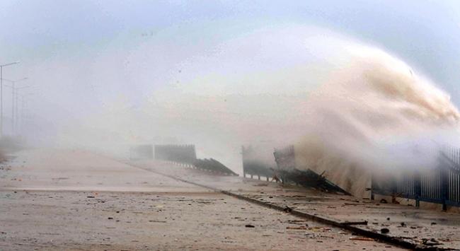 Doğu Akdenizde fırtına bekleniyor