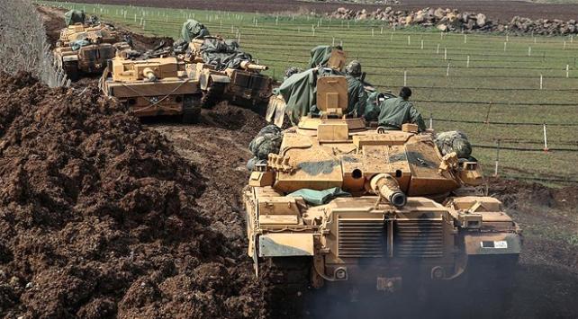 Operasyon öncesi sınırda son durum