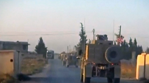 Fırat'ın doğusuna operasyon öncesi ABD Suriye'den çekiliyor
