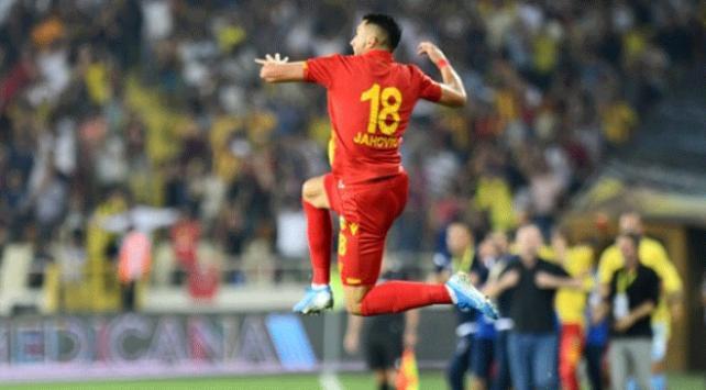 En çok gol atan futbolcular Anadolu takımlarında
