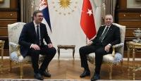 Cumhurbaşkanı Erdoğan: Sırbistan ile ilişkilerimiz tarihinin en iyi seviyesinde