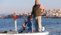 Balıkçılar havanın soğumasını bekliyor
