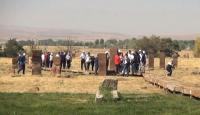 Söğütlüler ataları Ertuğrul Gazi'nin doğduğu Ahlat'ı ziyaret etti