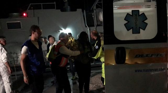 Akdeniz'de yeni bir göçmen faciası