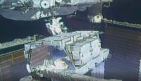 Uluslararası Uzay İstasyonu'nda güç sistemleri güncelleniyor