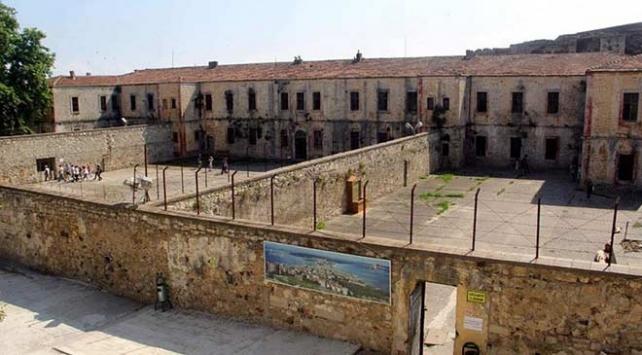 Tarihi Sinop Cezaevinde restorasyon çalışmaları başlayacak