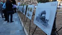 """Ürdün'de """"Belgelerle Tarihi Hicaz Demiryolu"""" sergisi açıldı"""
