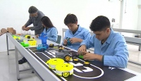 Lise öğrencilerinin yerli ve milli robotu: CEBOT
