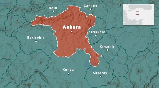 Ankarada 2,7 büyüklüğünde deprem