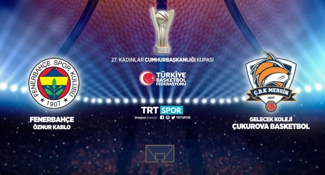 Cumhurbaşkanlığı Kupası TRT SPORda