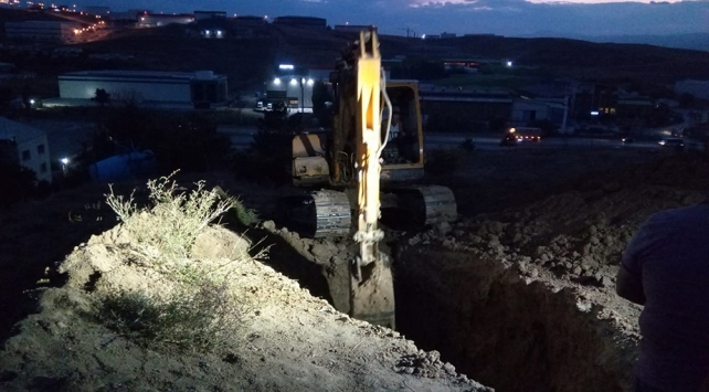 Ankarada iş kazası: 1 ölü