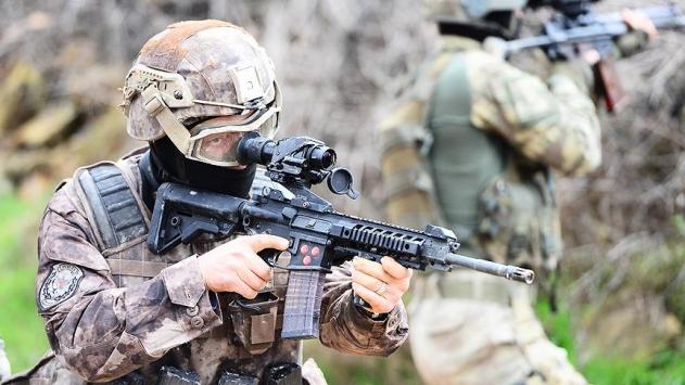 Yurt içindeki terörist sayısı 500lere düştü