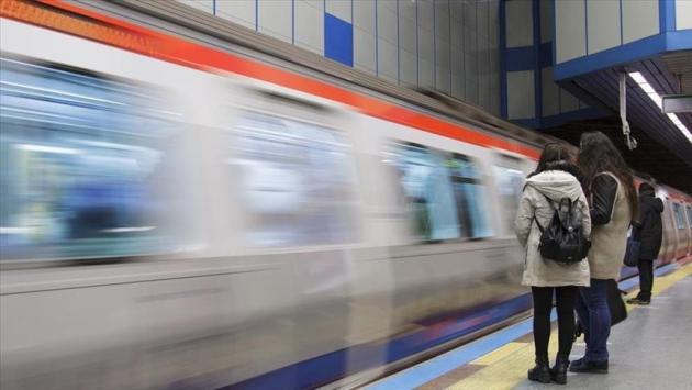 İstanbulda metro seferlerine milli maç düzenlemesi