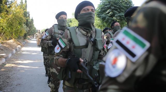 Suriye iç savaşında ÖSOdan Milli Orduya
