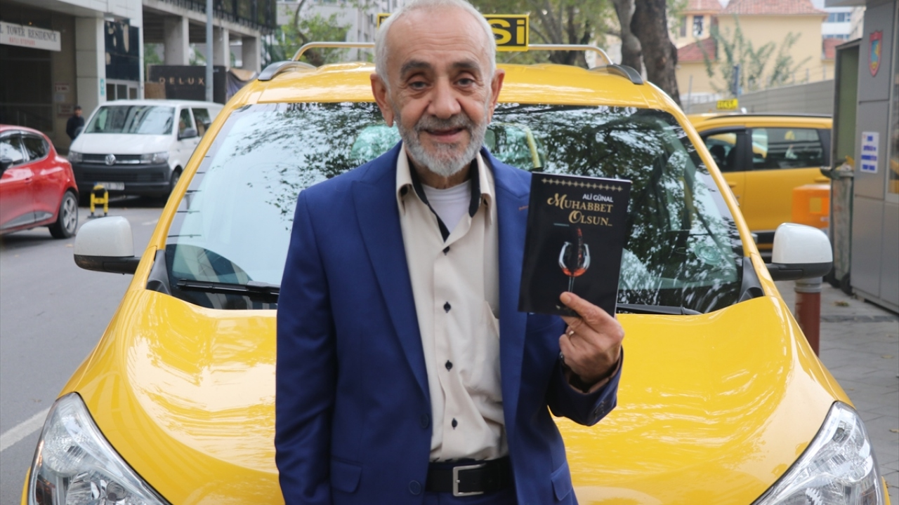 "İzmirin ""şair"" şoförü"