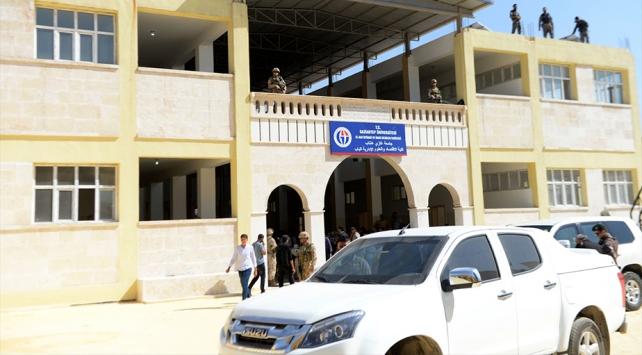 Gaziantep Üniversitesi El-Bab İktisadi ve İdari Bilimler Fakültesi açıldı