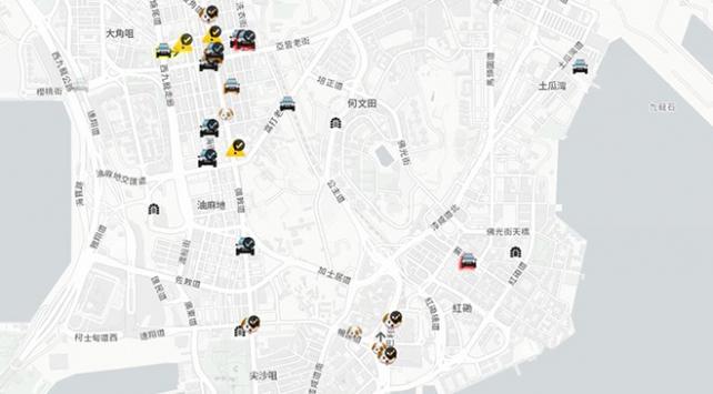 Appleın polis lokasyonu gösteren uygulaması Hong Kongu kızdırdı