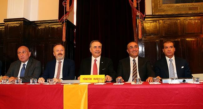 Galatasaray Kulübü net borcunu açıkladı