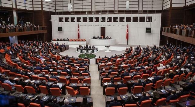 Meclisten Barış Pınarı Harekatına destek