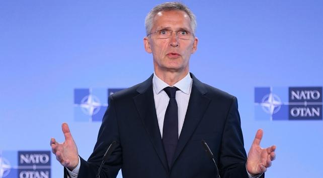 NATO Genel Sekreteri Stoltenberg: Türkiyenin meşru güvenlik kaygıları var
