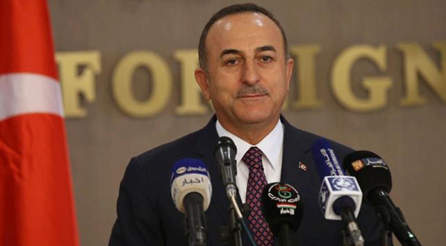 Bakan Çavuşoğlundan Barış Pınarı Harekatı açıklaması