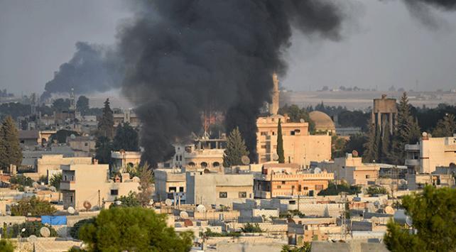 MSB: Barış Pınarı Harekatında sadece teröristler hedef alınmaktadır