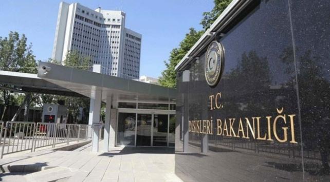 Dışişleri Bakanlığından Avrupa Konseyi raporuna tepki